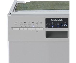 Siemens IQ500 SR46T557EU Unterbau Geschirrspüler   45 Cm, Edelstahl, A++