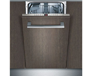 siemens sr65m030eu geschirrsp ler 45 cm eingebaut edelstahl ebay. Black Bedroom Furniture Sets. Home Design Ideas