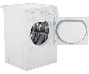 Aeg lavatherm t65170av ablufttrockner 7 kg weiß