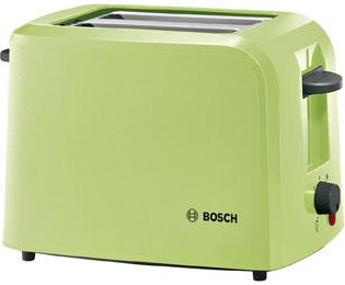 Bosch TAT3A016 Wasserkocher & Toaster - Grün