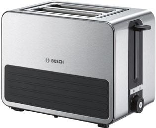 Bosch TAT7S25 Wasserkocher & Toaster - Grau