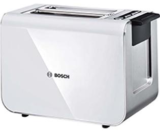 Bosch TAT8611 Wasserkocher & Toaster - Weiß