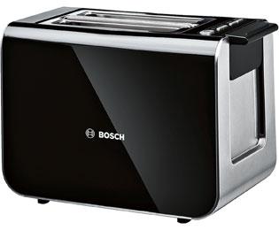 Bosch TAT8613 Wasserkocher & Toaster - Schwarz
