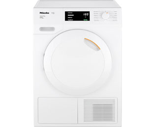 Miele Active TCE530WP Active Plus Wärmepumpentrockner - 8 kg, Weiß, A+++ - TCE530WP Active Plus_WH - 1
