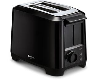 Tefal TT 1408 Wasserkocher & Toaster - Schwarz