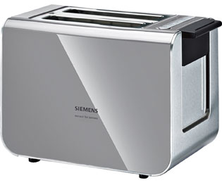 Siemens TT86105 Wasserkocher & Toaster - Grau