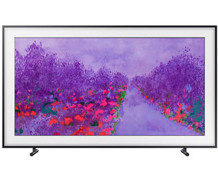 "Samsung The Frame (2018) - UE43LS03NAUXZG, 4K/UHD, LED, Smart TV, 108 cm [43""] mit mit One Connect Box, No Gap Wall, Art Store - Schwarz - UE43LS03NAUXZG_SEL - 1"