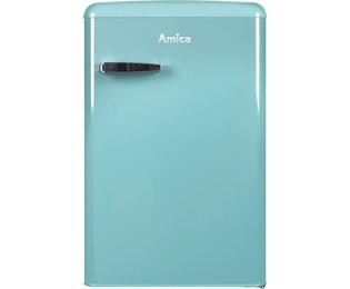 Amica Kühlschrank Zu Warm : Amica kühlschränke retro design ao