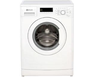 bauknecht wak 73 waschmaschine freistehend weiss neu ebay. Black Bedroom Furniture Sets. Home Design Ideas