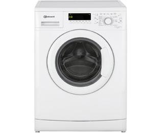bauknecht wak 83 waschmaschine freistehend weiss neu ebay. Black Bedroom Furniture Sets. Home Design Ideas