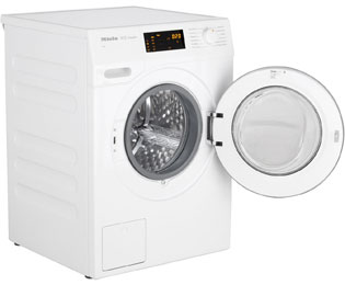 Miele w1 white edition wdb030 wcs eco waschmaschine 7 kg 1400 u min