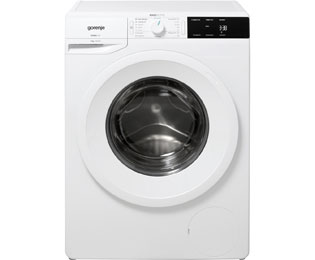 Gorenje WE74S3P Waschmaschine, 7 kg, 1400 U/Min, A+++ - WE74S3P_WH - 1