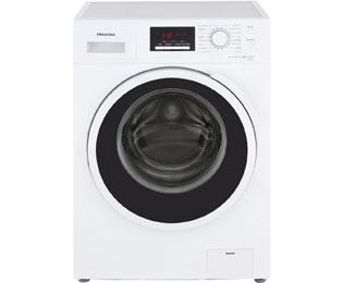 hisense wfbj90141 waschmaschine freistehend weiss neu ebay. Black Bedroom Furniture Sets. Home Design Ideas