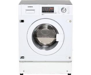 siemens wk14d541 iq500 waschtrockner eingebaut weiss neu ebay. Black Bedroom Furniture Sets. Home Design Ideas