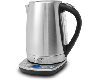 CASO WK2200 Wasserkocher & Toaster - Edelstahl