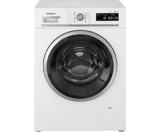 Siemens iQ700 WM16W540 Waschmaschinen Weiß