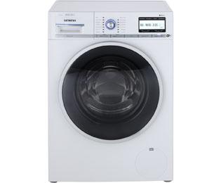 siemens wm6yh840 iq800 waschmaschine freistehend weiss neu ebay. Black Bedroom Furniture Sets. Home Design Ideas
