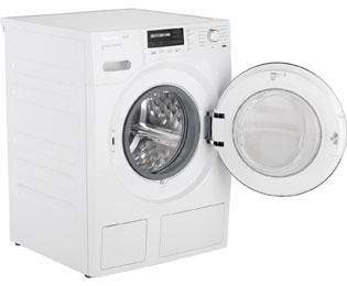 Miele W1 White Edition WMH122WPS Waschmaschine 9 kg, 1600 U/Min, A+++