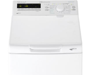Bauknecht wmt ecostar z bw waschmaschine toplader kg u