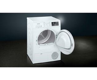 Siemens iq wt h wärmepumpentrockner kg weiß a