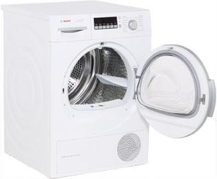 Bosch wtw wärmepumpentrockner a kg weiß