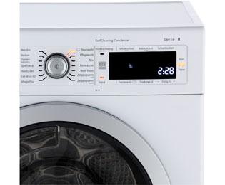 Bosch serie wtw w wärmepumpentrockner kg weiß a