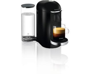Nespresso Vertuo Plus XN9008 Kaffeemaschinen - Schwarz