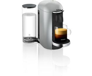 Nespresso Vertuo Plus XN900E Kaffeemaschinen - Silber