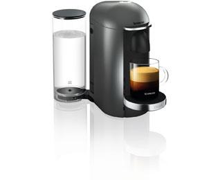 Nespresso Vertuo Plus XN900T Kaffeemaschinen - Titan