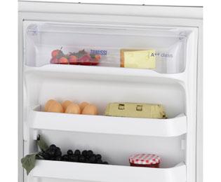 Aufbau Kühlschrank Bild : Zanussi zba wa einbau kühlschrank mit gefrierfach er