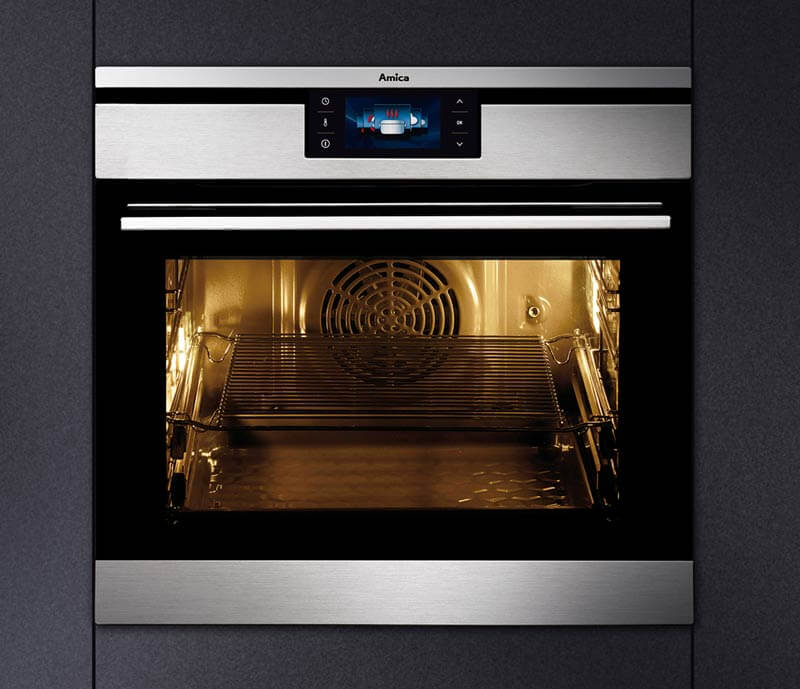 Amica Ovens available at AO