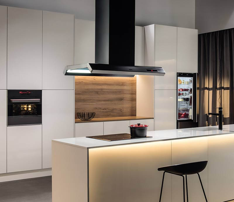Amica, built in Kitchens available at AO