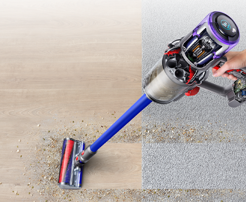 Cord-free vacuums - Hassle-free. Powerful suction