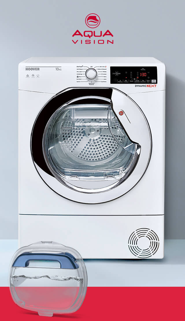 hoover dryer how to use