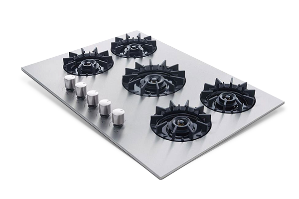 5 Ring built-in Gas hob