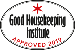 Good Housekeeping Institute approved 2019