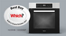 Best Buy. Which? Built in ovens October 2017. H2265B/ H2566BP