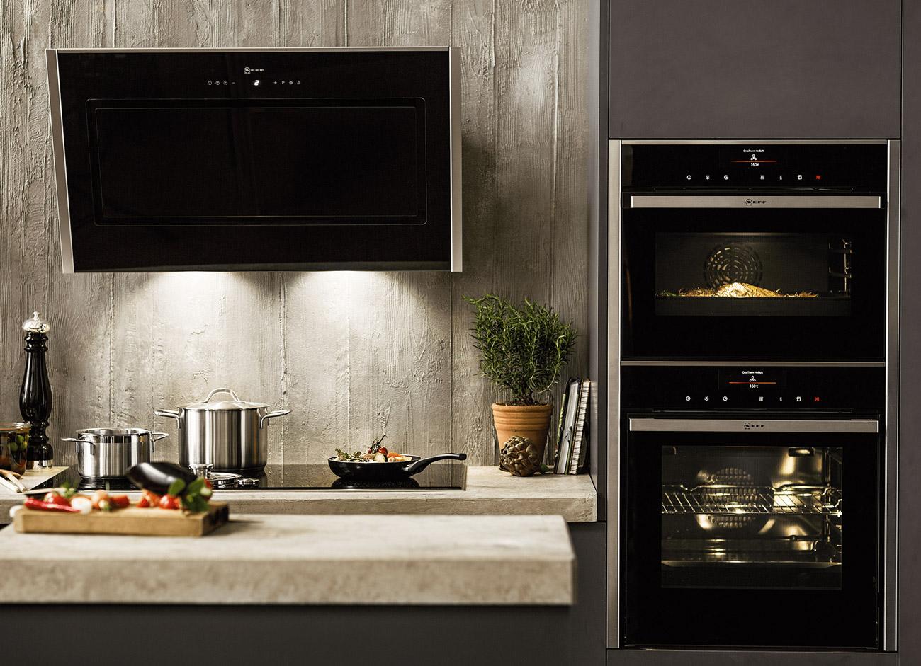 Neff | Slide&Hide | Self-cleaning ovens | Dishwashers | ao.com