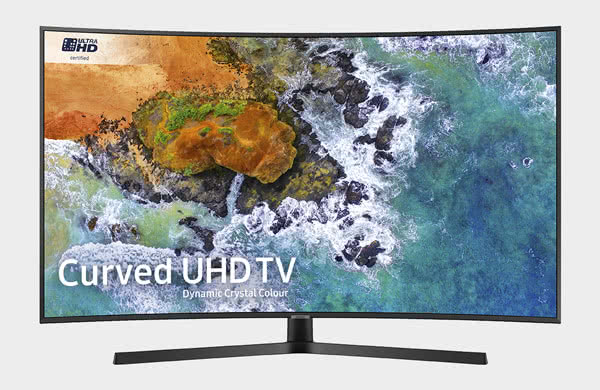 Samsung NU7500 4K Curved UHD TV