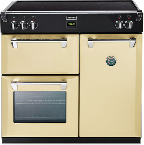 Cream Richmond range Cooker