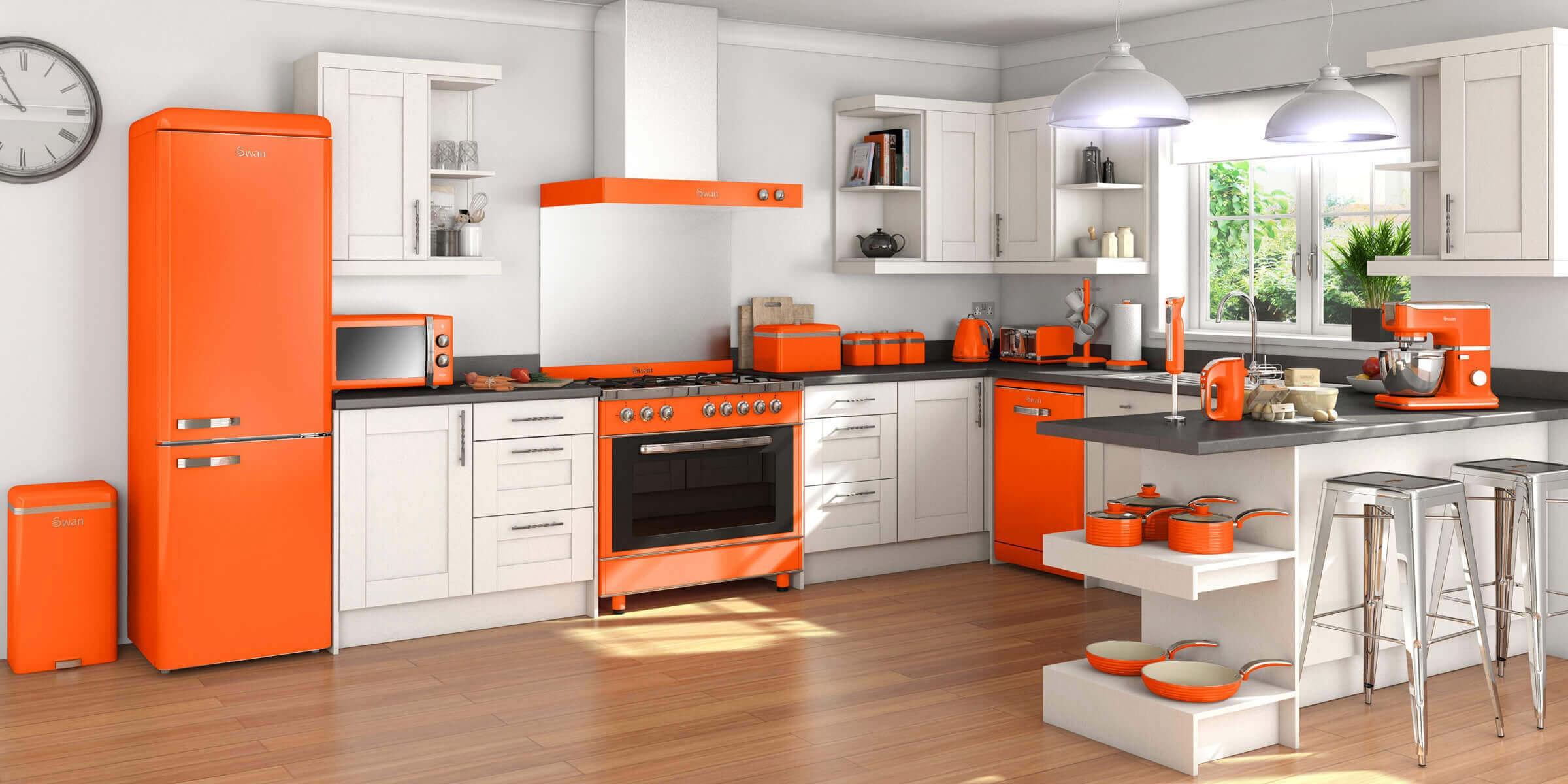 Swan Fearne Mixers Amp Blenders Retro Appliances Ao Com