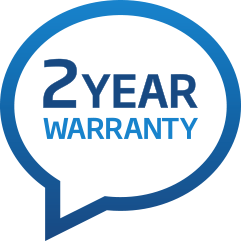 2 years warranty on Beko products at ao.com