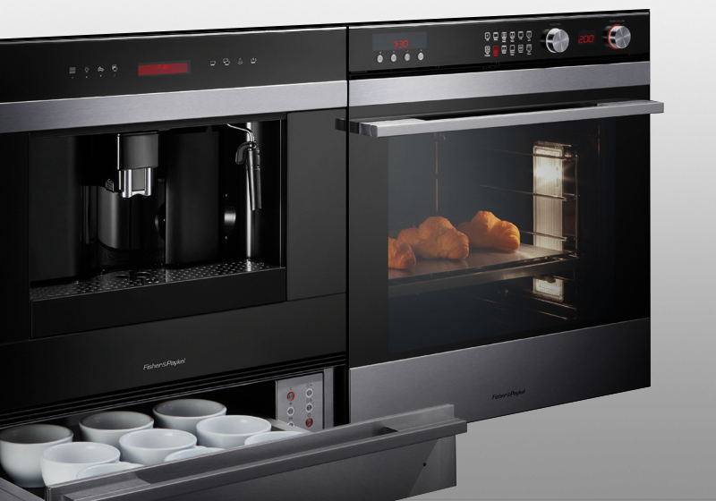 Fisher and Paykel Ovens, full range at ao.com