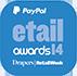 AO.com - Paypal Etail Awards 2014 winner
