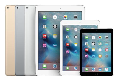 Ipad View All Apple Tablets Ao Com