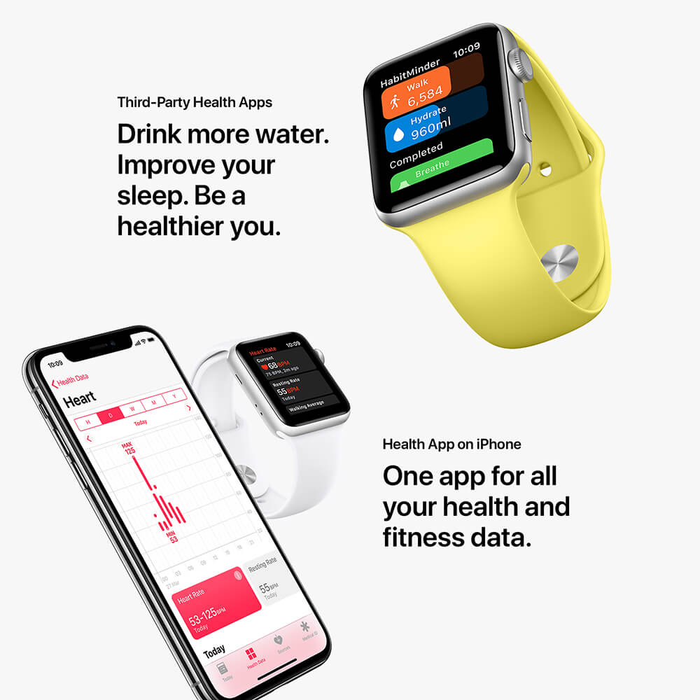 Apple Watch Series 3 Hero Image 10