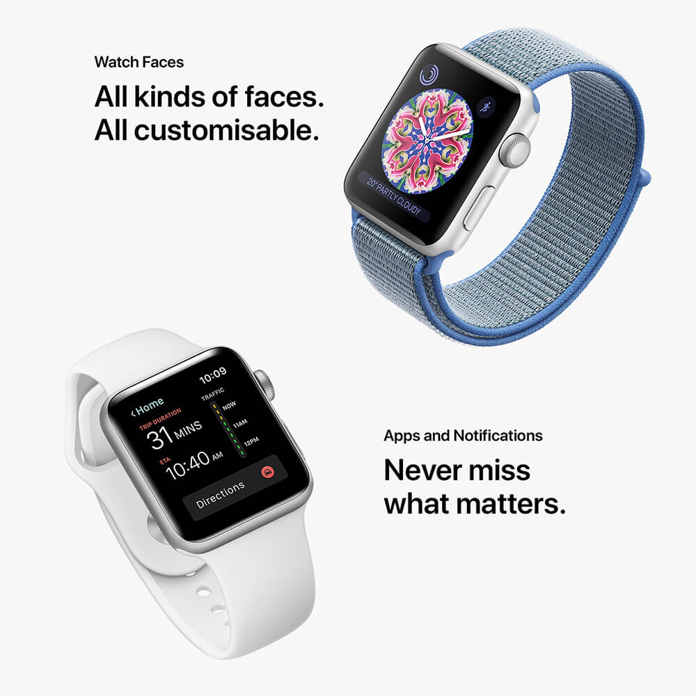 Apple Watch Series 3 Hero Image 13