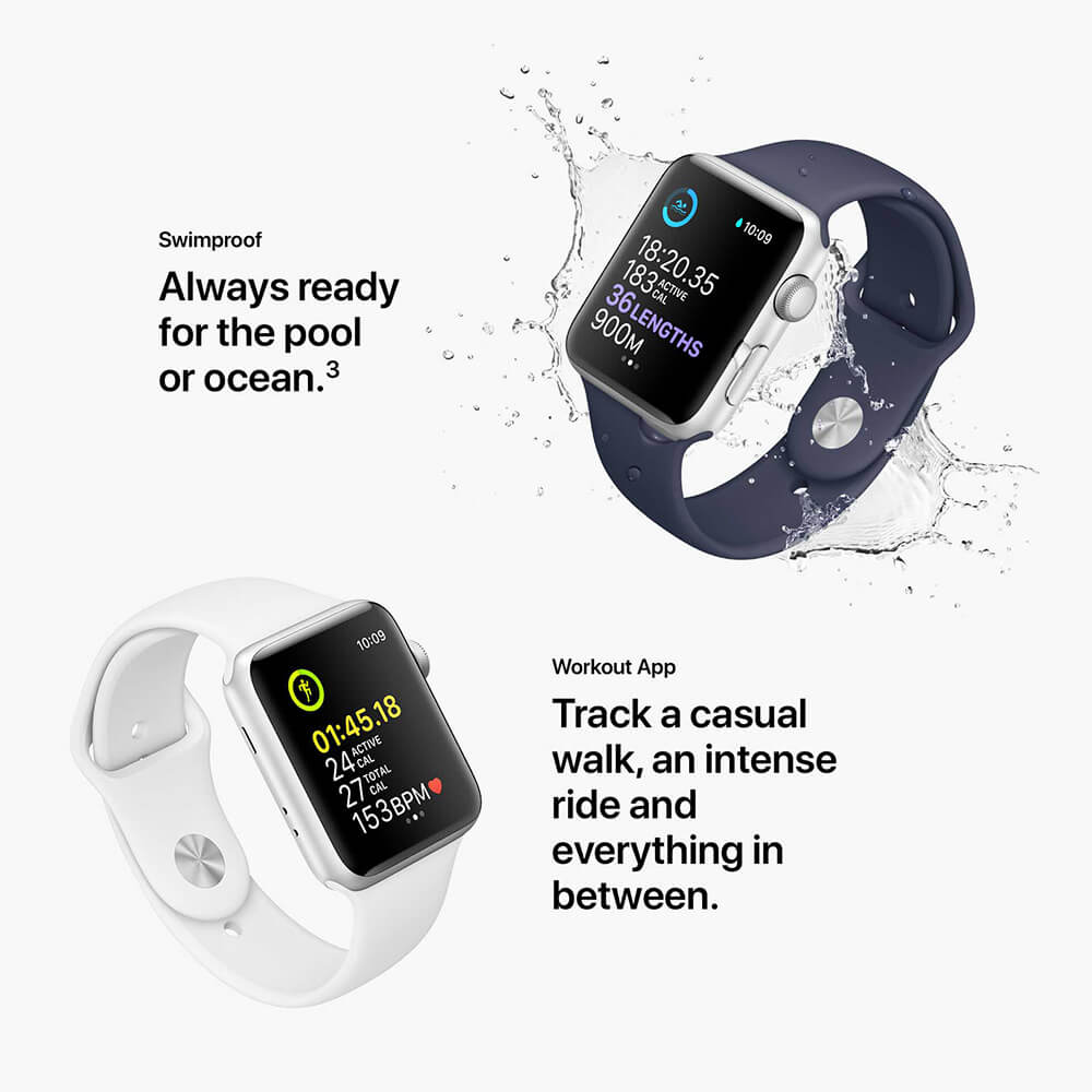 Apple Watch Series 3 Hero Image 4