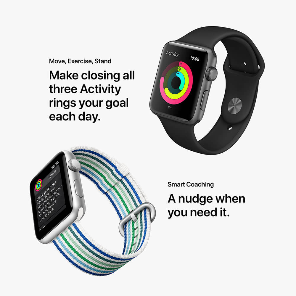 Apple Watch Series 3 Hero Image 6