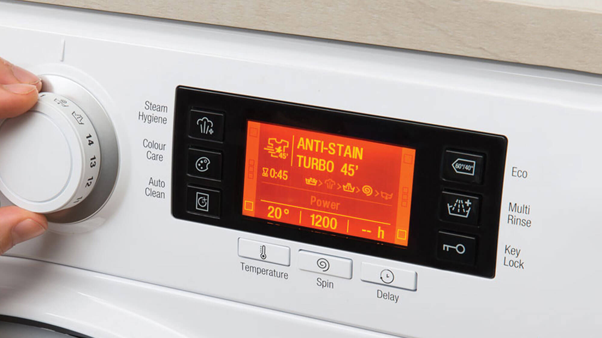 Why won't my washing machine start?